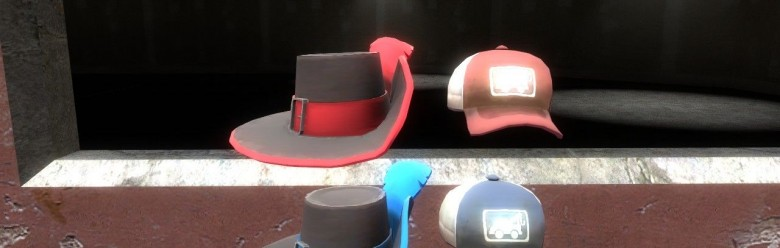 TF2 Charmer's Chapeau For Garry's Mod Image 1