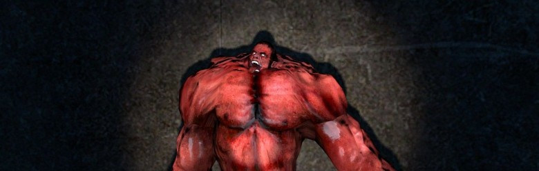 l4d_red_hulk_tank_skin_hexed.z For Garry's Mod Image 1