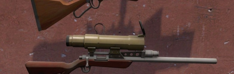 TF2 Lever Sniper hexed For Garry's Mod Image 1