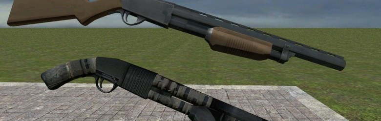TF2 Full-length Shotgun For Garry's Mod Image 1