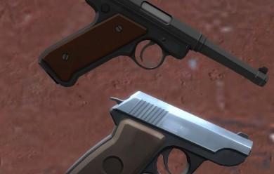 Ruger Pistol For Garry's Mod Image 1