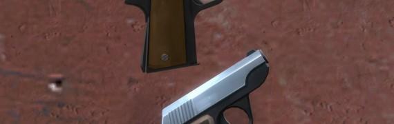 Commander Pistol