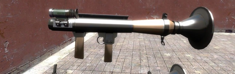 tf2_rocket_launcher_with_scope For Garry's Mod Image 1