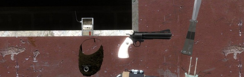tf2_custom_spy_polycount_weapo For Garry's Mod Image 1