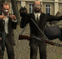 Kane & Lynch For Garry's Mod Image 1