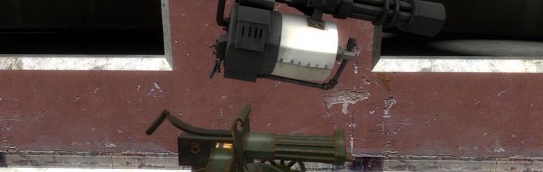 Maxine Chaingun For Garry's Mod Image 1