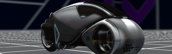 TRON Legacy 2nd Gen Lightcycle