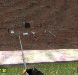ZP melee swep pack.zip For Garry's Mod Image 2