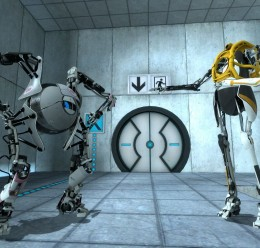 Portal2_CoopBots.zip For Garry's Mod Image 1