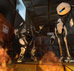 Portal2_CoopBots.zip For Garry's Mod Image 2