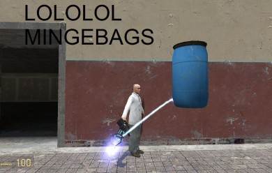 mingebag.zip For Garry's Mod Image 2
