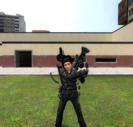 Weapon Holsters For Garry's Mod Image 1
