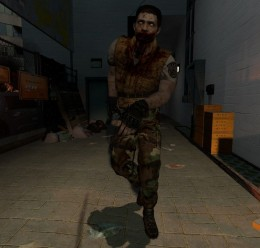 zombie_bradvickers.zip For Garry's Mod Image 3