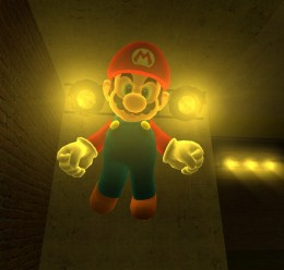 Super Mario Galaxy Mario.zip For Garry's Mod Image 1