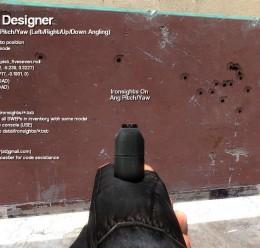 Ironsights Designer v1 For Garry's Mod Image 1