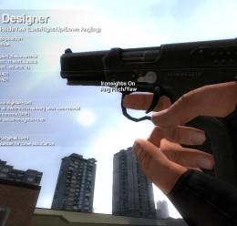 Ironsights Designer v1 For Garry's Mod Image 2