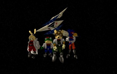 Starfox64_Ragdoll_Pack_V1.0.zi For Garry's Mod Image 1