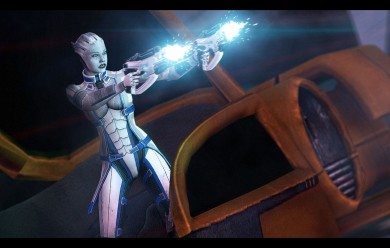 Mass Effect - Liara T'soni For Garry's Mod Image 1