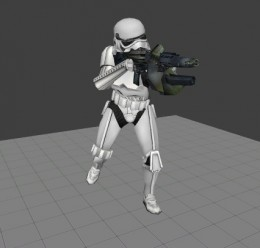 Storm Trooper Npc For Garry's Mod Image 1