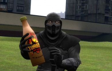 Toasty Scorpion's BBQ Sauce For Garry's Mod Image 2