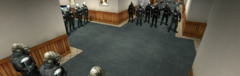 brawl_in_cs_office.zip For Garry's Mod Image 1
