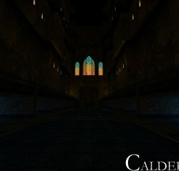 ttt_caldera_v1 For Garry's Mod Image 1