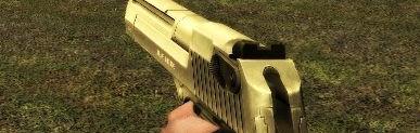 Duke's Golden Eagle For Garry's Mod Image 1