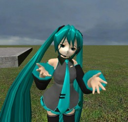 gmod_miku_model.zip For Garry's Mod Image 1