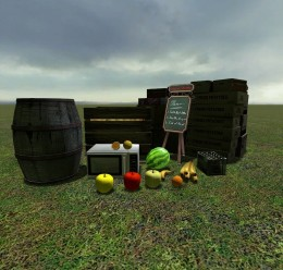 food_mod_for_gmod9.zip For Garry's Mod Image 2