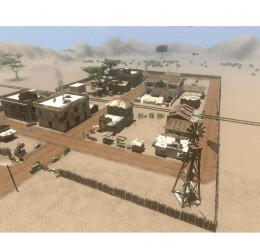 desert_village.zip.zip For Garry's Mod Image 3