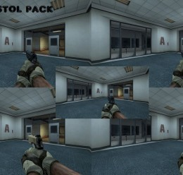Modern Pistol Pack For Garry's Mod Image 1