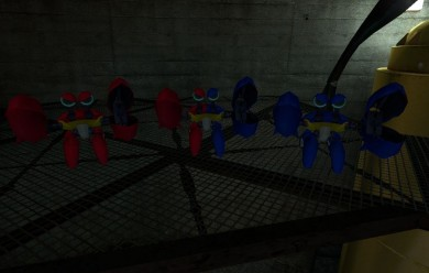 Sonic 4 Badnik pack V2 For Garry's Mod Image 2
