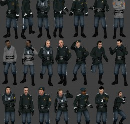 Combine Officers 2010 For Garry's Mod Image 3