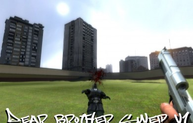 dearbrother.zip For Garry's Mod Image 1