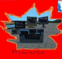 RT screen pack_v2.0.zip For Garry's Mod Image 1