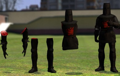 The Black Knight For Garry's Mod Image 2