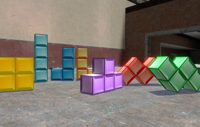Tetris Blocks For Garry's Mod Image 2