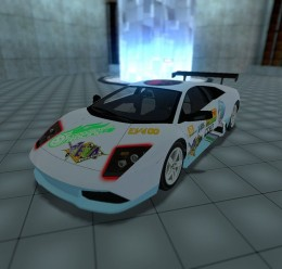 evangelion-eva00-racing_lambor For Garry's Mod Image 1