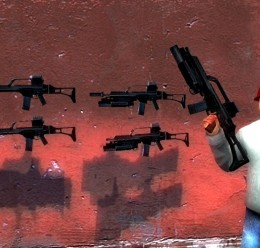 stalkers_g-36_and_variants.zip For Garry's Mod Image 1