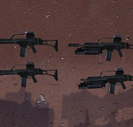 stalkers_g-36_and_variants.zip For Garry's Mod Image 2
