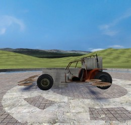 zombie_killing_car_mark_iii.zi For Garry's Mod Image 2