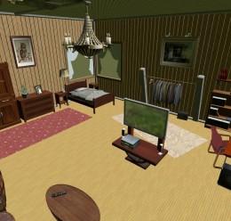 house_on_pillars_v2.zip For Garry's Mod Image 3