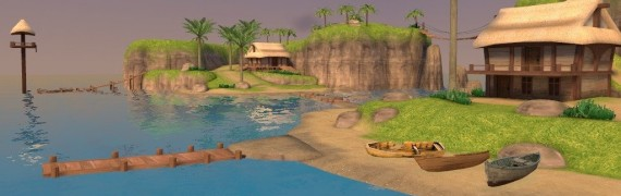 ctf_Outset Island (TF2)