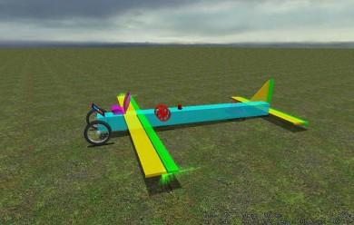 stansfinplane.zip For Garry's Mod Image 1