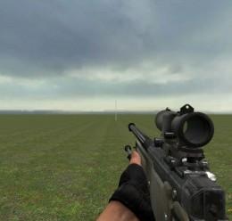 CoD: Black Ops L96A1 ACOG For Garry's Mod Image 1