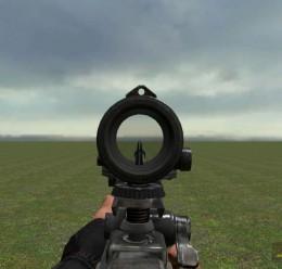CoD: Black Ops L96A1 ACOG For Garry's Mod Image 2