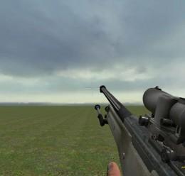 CoD: Black Ops L96A1 ACOG For Garry's Mod Image 3