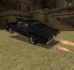 custom_1968_fastback_mustang.z For Garry's Mod Image 3