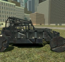 armored_jeep_fixed.zip For Garry's Mod Image 2