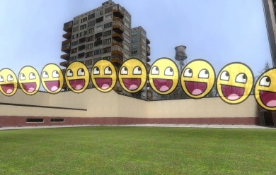 Awesome Face Trail For Garry's Mod Image 2